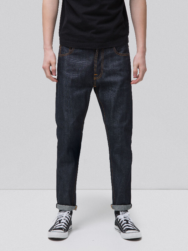 Brute Knut Dry Orange Selvage dry jeans selvage