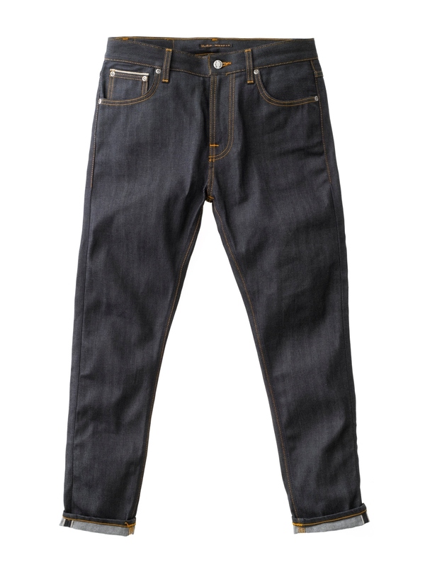 Brute Knut Dry Orange Selvage