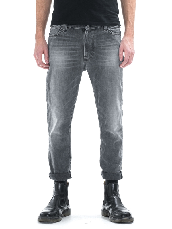 Brute Knut Grey Ring prewashed jeans