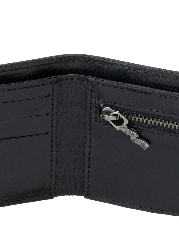 Callesson Leather Wallet Black