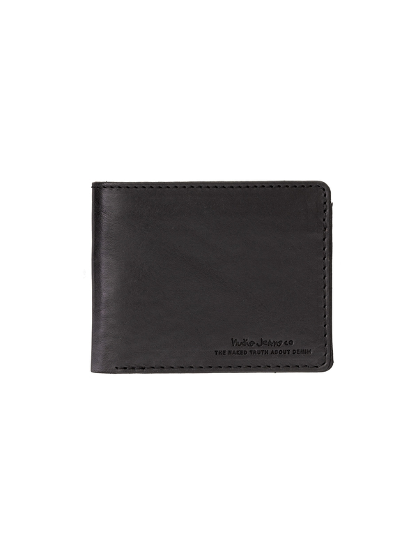 Callesson Leather Wallet Black wallets accessories