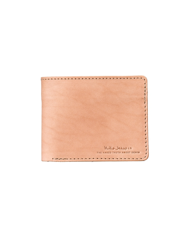Callesson Leather Wallet Natural wallets accessories