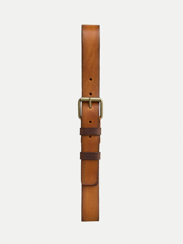 Carlsson Army Belt Cognac belts accessories