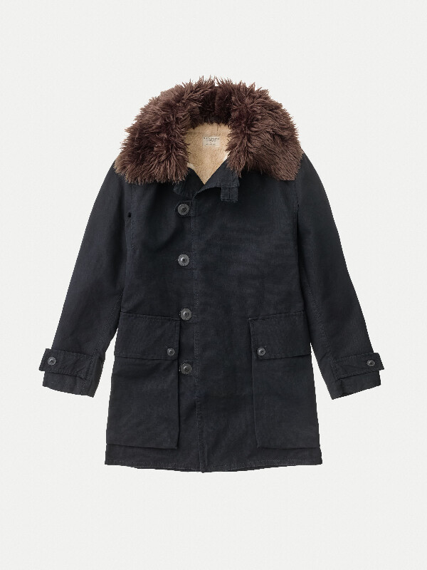 Connor Swedish Army Coat