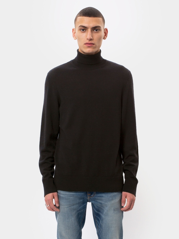 Cornelis Roll Neck Black