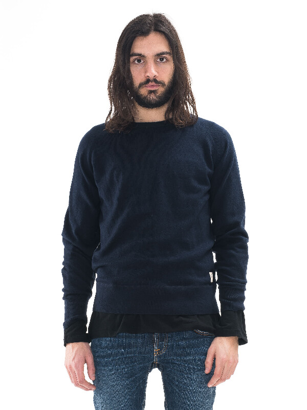 Dag Cotton Cashmere Navy knits