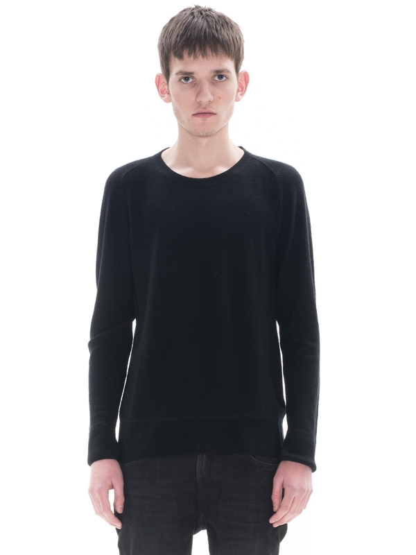 Dag Fine Wool Black knits