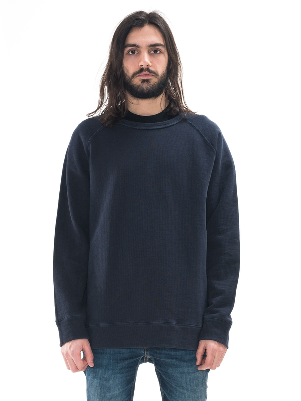 Diego Overdyed Navy sweatshirts sweaters