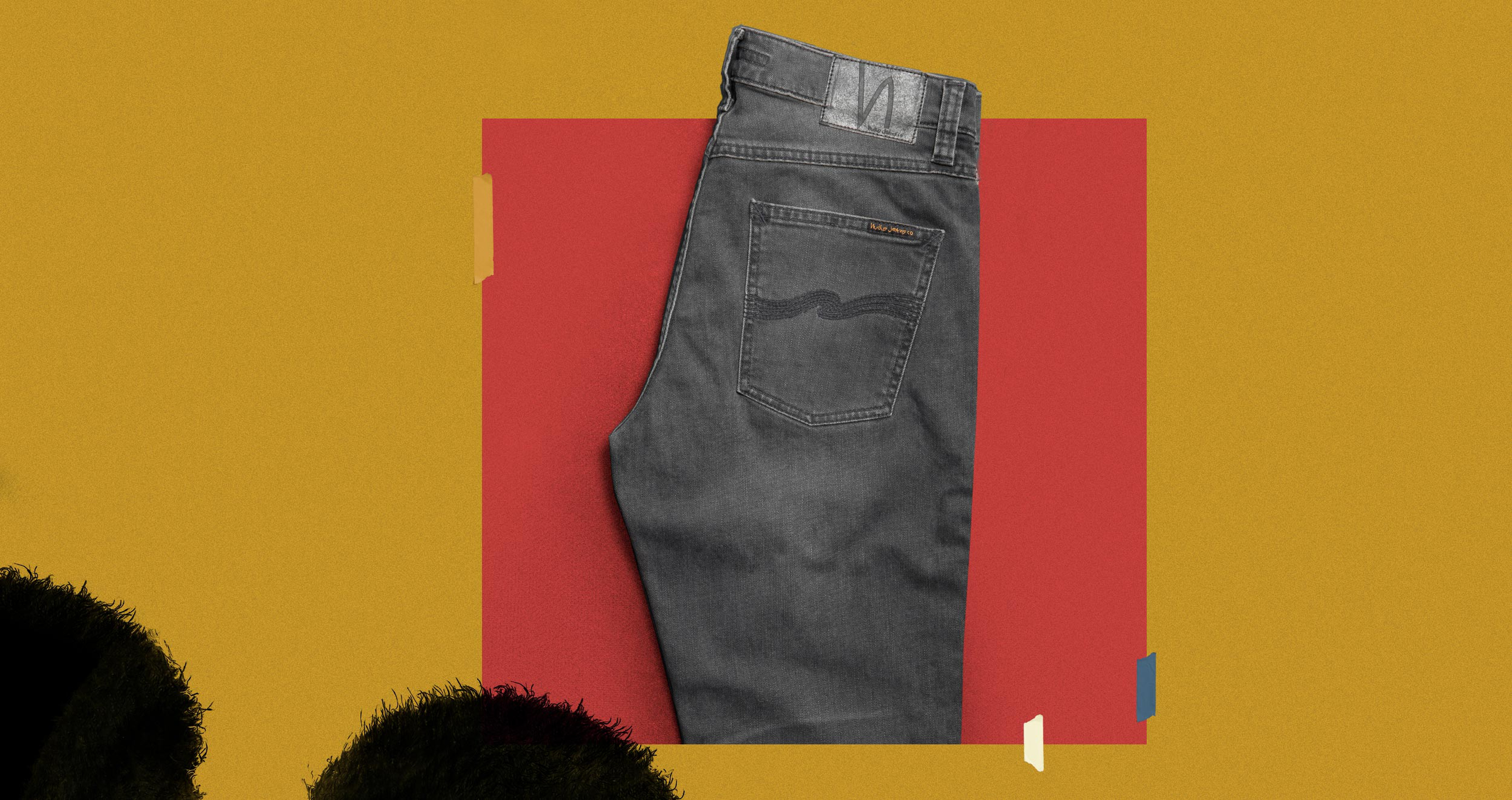 Nudie Jeans® | 100% Organic Denim Collection | Official Site - Nudie