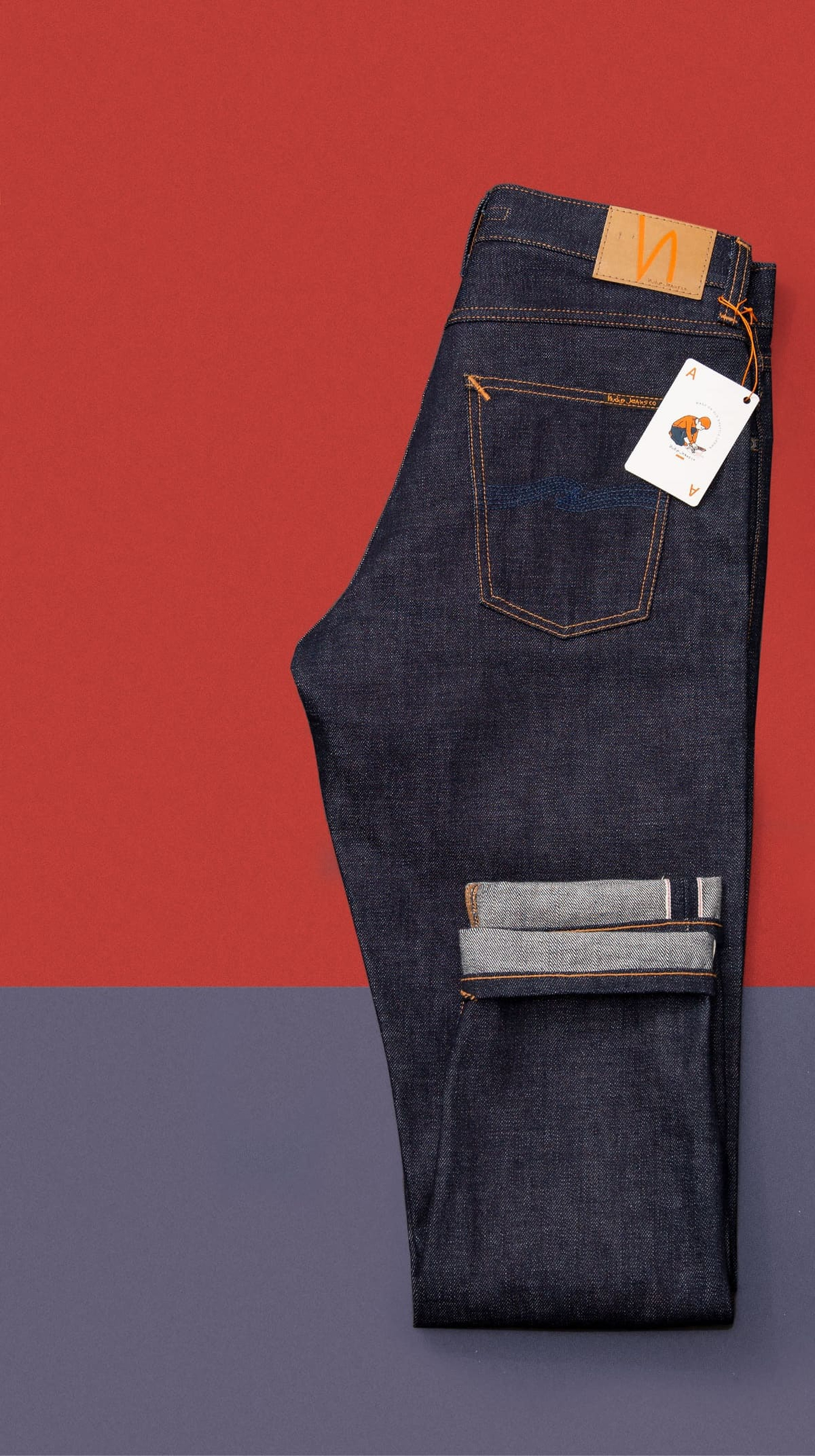 Nudie Jeans® | 100% Organic Denim Collection | Official Site