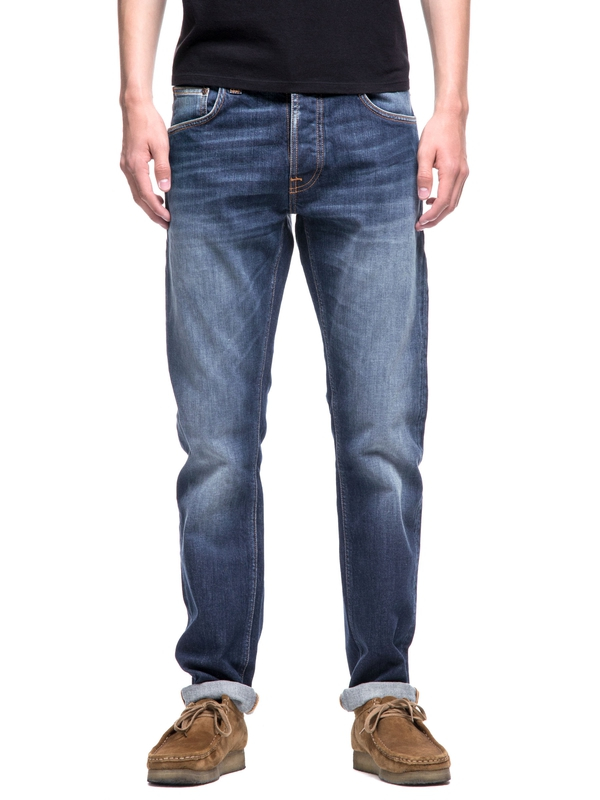 Dude Dan Blue Ridge prewashed jeans