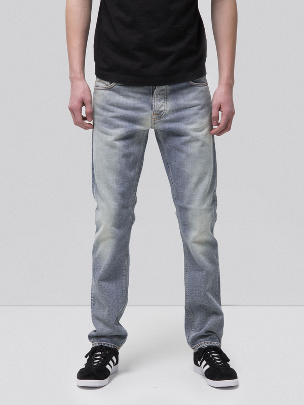 Dude Dan Coruscation Rigid prewashed jeans
