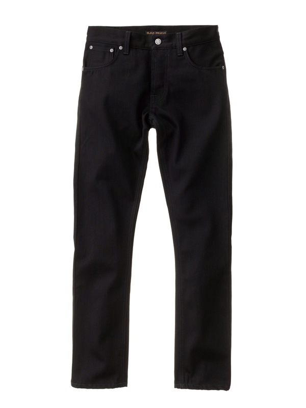 Dude Dan Dry Black Twill