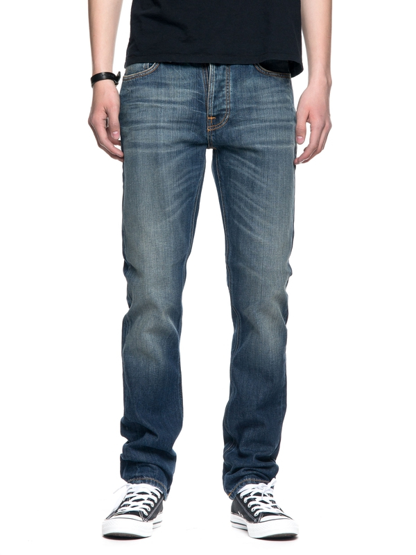 Dude Dan Highway Worn prewashed jeans