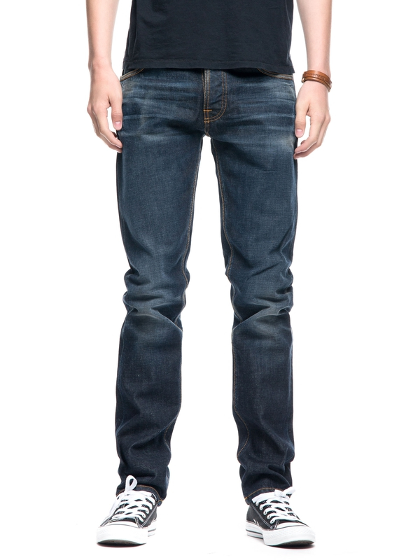 Dude Dan Midnight Rumble prewashed jeans