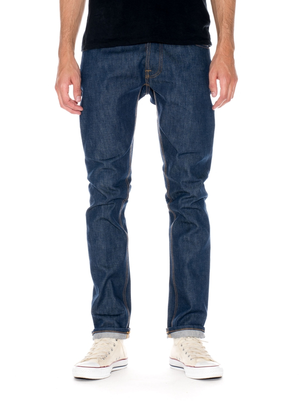 Dude Dan US Natural Indigo dry jeans