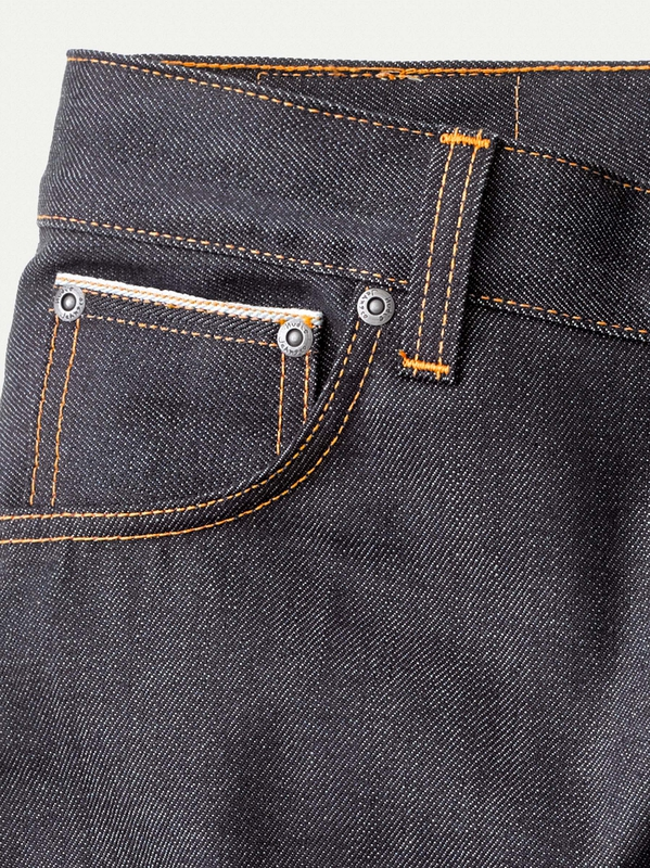 Dude Dan Dry Orange Selvage