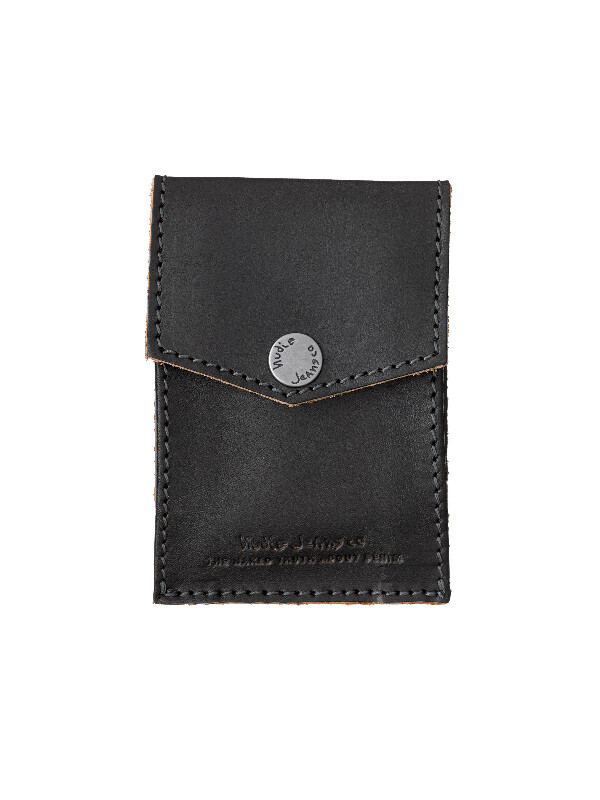 Edvardsson Cardholder Black wallets accessories