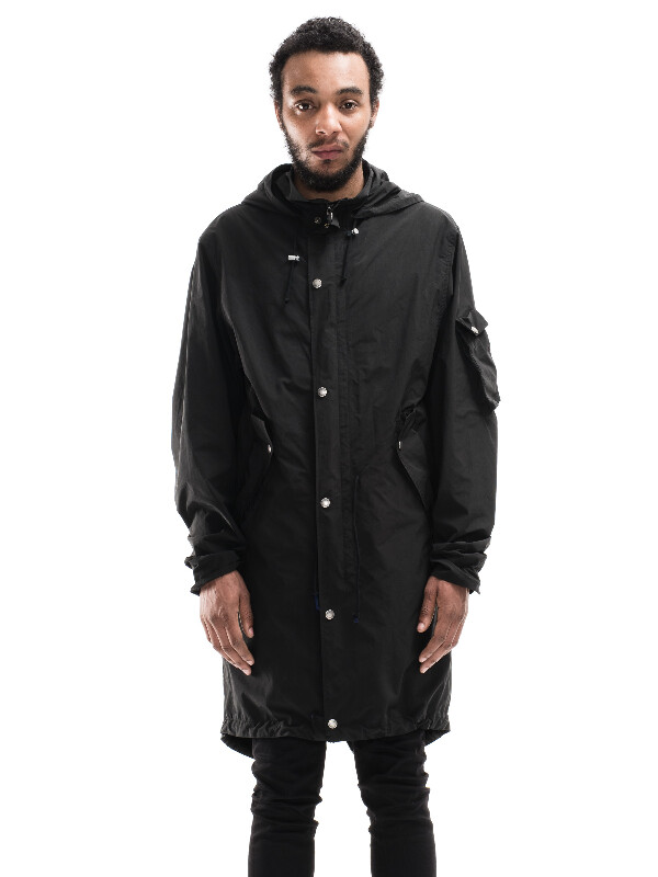 Elliot Parka Black jackets