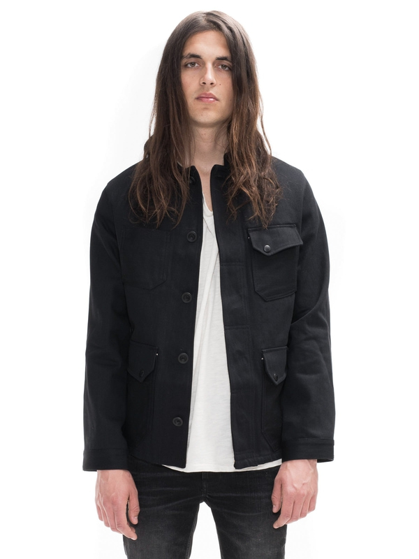 Ethan Selvage Jacket Denim jackets selvage