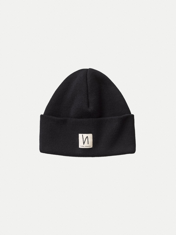 Falksson Beanie Black hats accessories