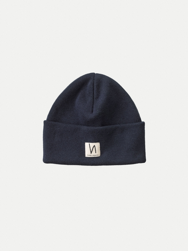Falksson Beanie Navy hats accessories