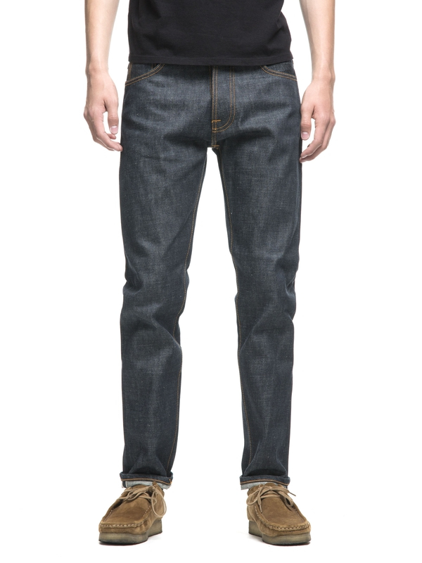 Fearless Freddie Dry Aged Selvage dry jeans selvage