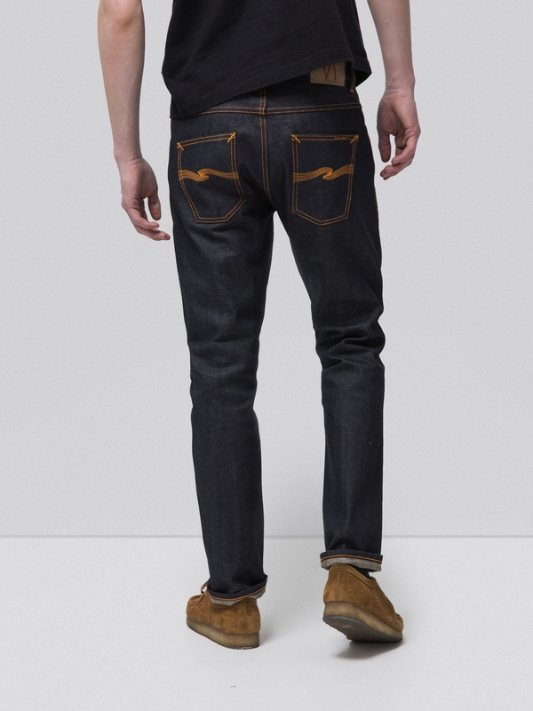 Fearless Freddie Dry Selvage dry jeans selvage