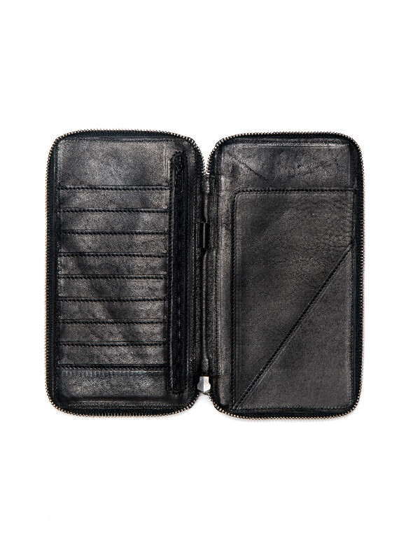 Frankson Wallet Travel Black wallets accessories