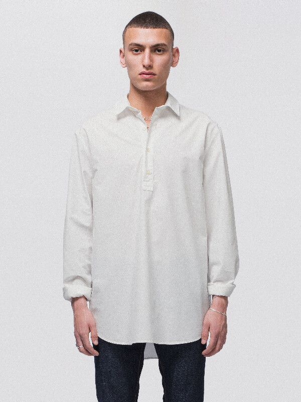 Gabriel Popover long-sleeved shirts