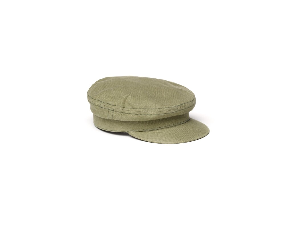 Gertsson Skippers Cap Tor Green hats accessories