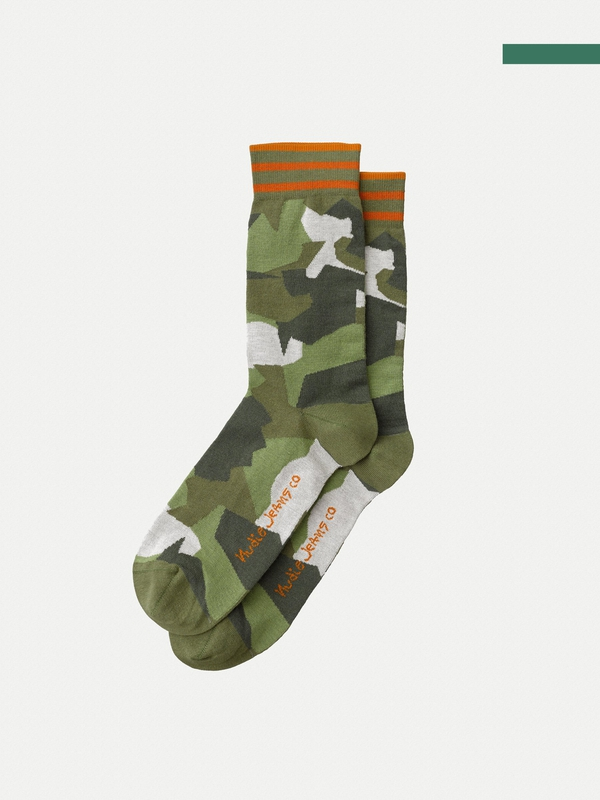 Olsson Camo Socks socks underwear