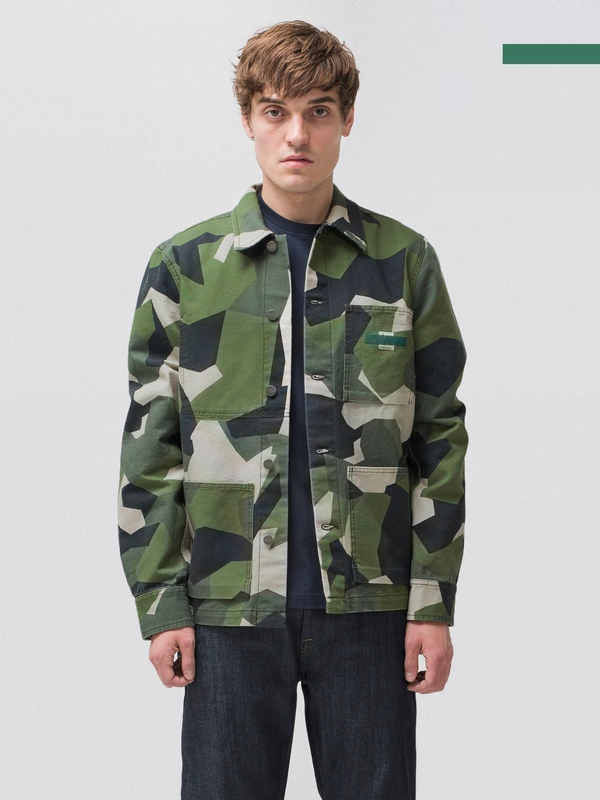 Paul Swedish Camo jackets