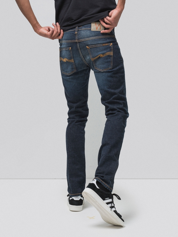Grim Tim Authentic Deep prewashed jeans