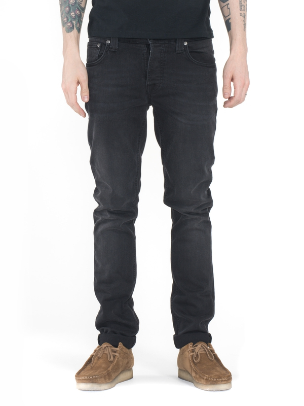 Grim Tim Black Out prewashed jeans