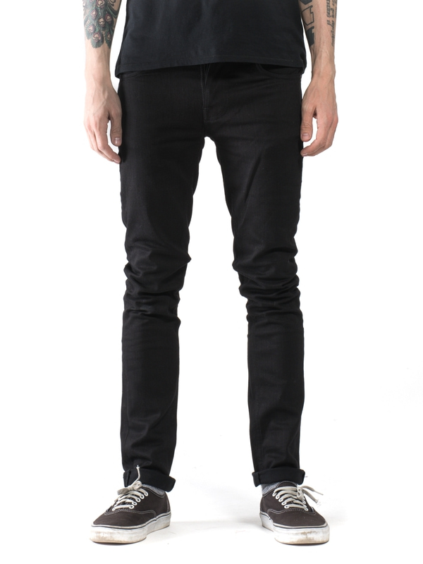 Grim Tim Black Ring black jeans