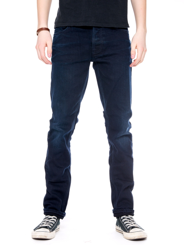 Grim Tim Dark Shield prewashed jeans