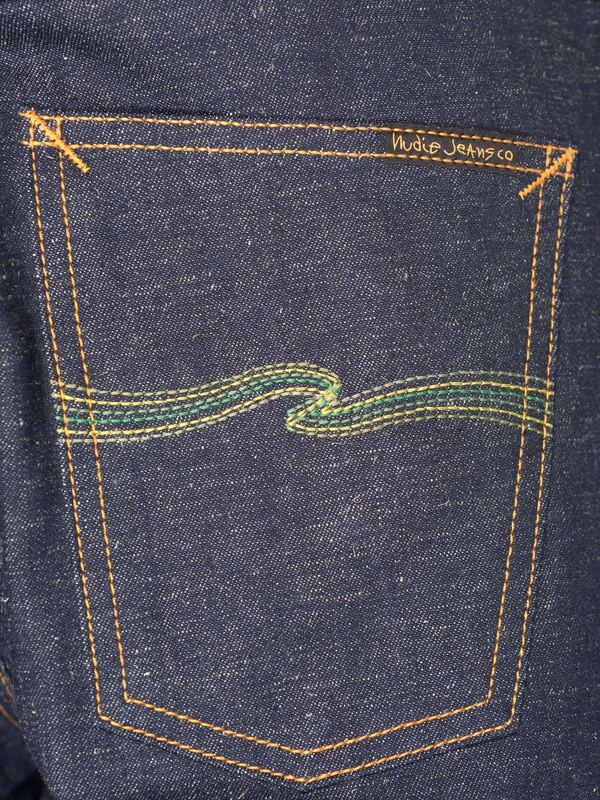 Grim Tim Dry Bamboo Selvage