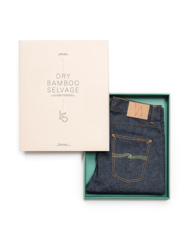 Grim Tim Dry Bamboo Selvage dry selvage
