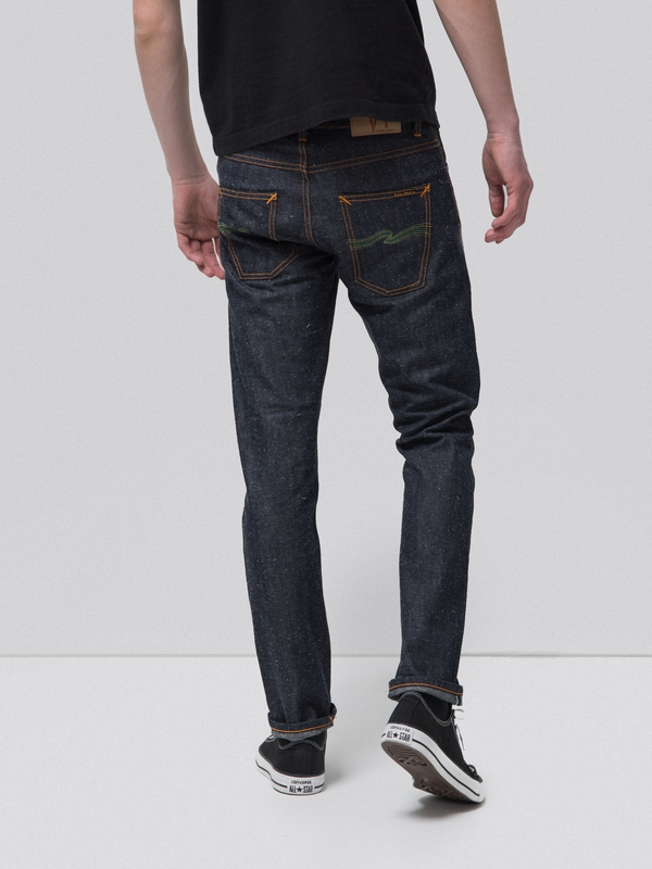 Grim Tim Dry Bamboo Selvage dry jeans selvage
