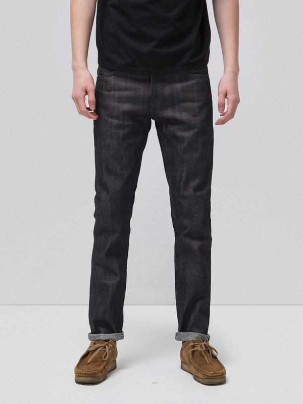 Grim Tim Dry Ink Selvage dry jeans selvage