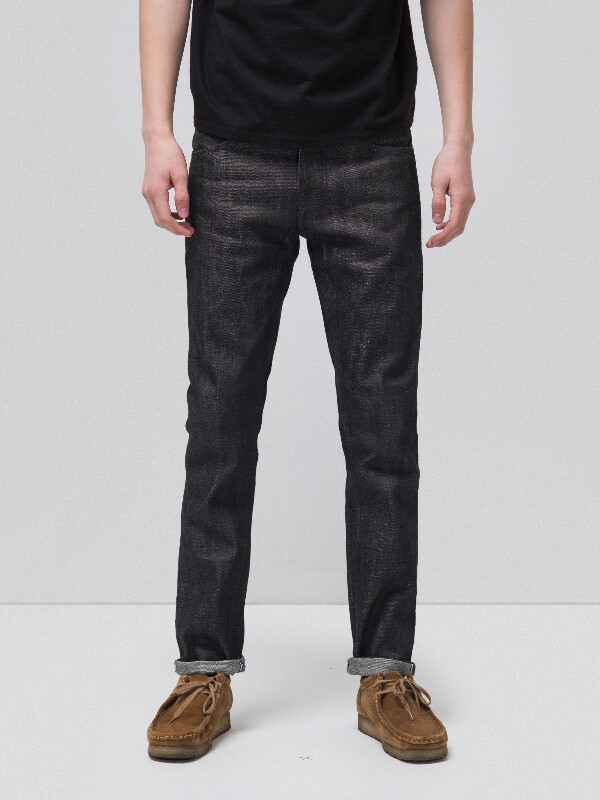 Grim Tim Dry Ink Selvage dry jeans