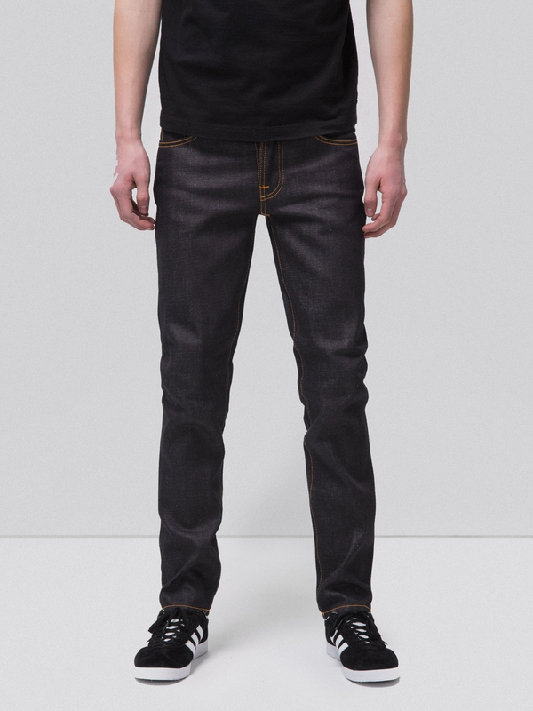 Grim Tim Dry Knight Rigid dry jeans