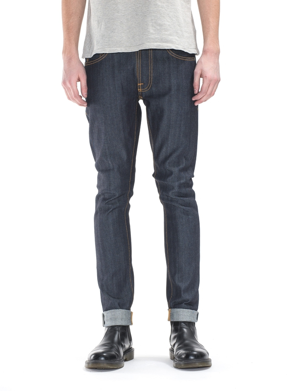 Grim Tim Dry Selvage Comfort dry jeans selvage