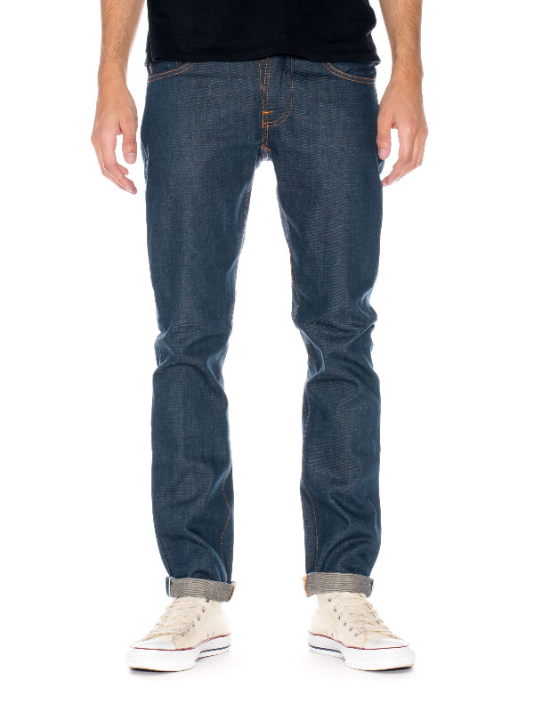 Grim Tim Dry Shiga Selvage dry jeans selvage