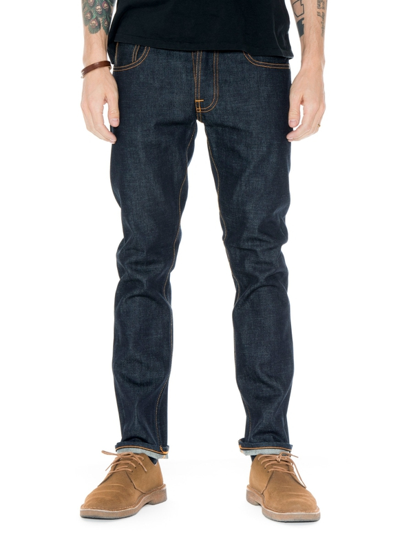 Grim Tim Dry US Selvage dry jeans selvage