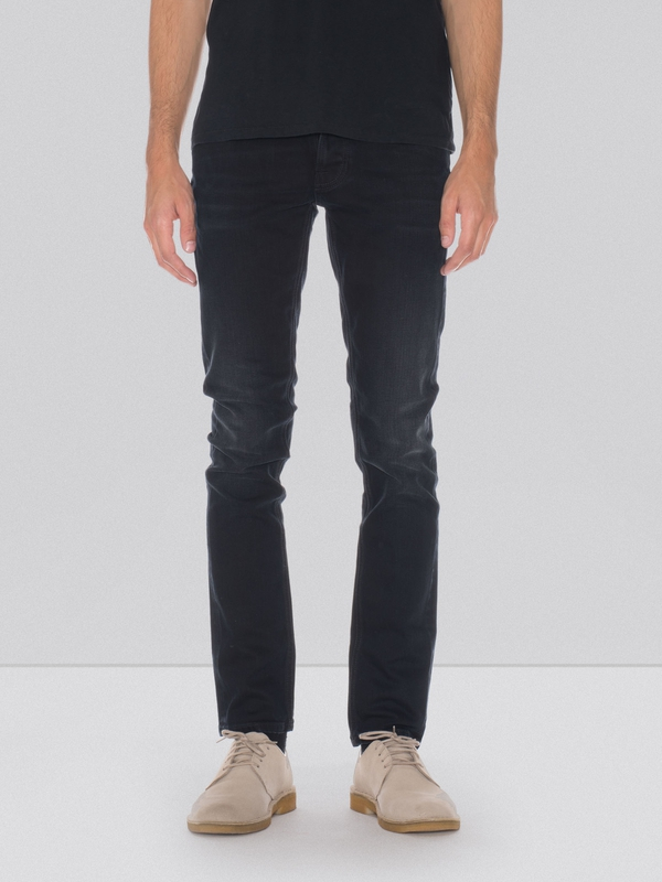 Grim Tim Hidden Blue prewashed jeans