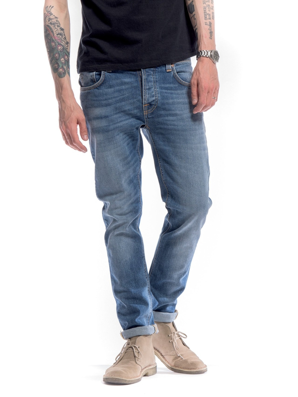 Grim Tim Best Coast Blues prewashed jeans
