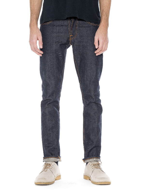 Grim Tim Dry Selvage dry jeans selvage