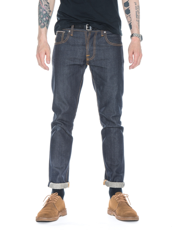 Grim Tim Dry Selvage dry selvage